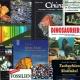 Antiquariat mit vielen neuen Büchern und Zeitschriften